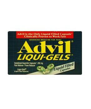 Адвил гель-капсулы