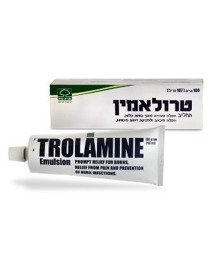 Троламин, Trolamine