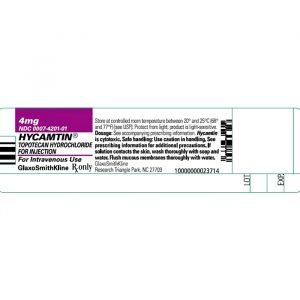 Гикамтин, Hycamtin, 4 мг