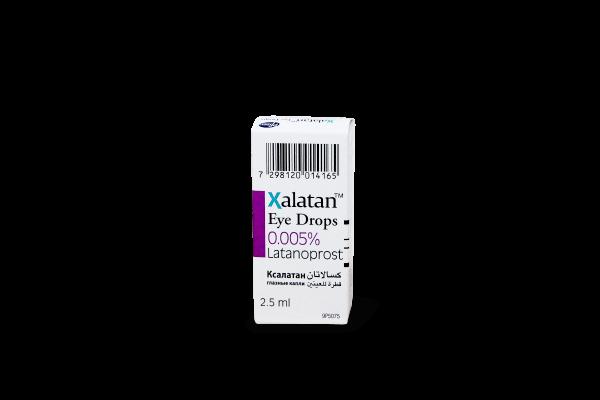 Ксалатан, Xalatan
