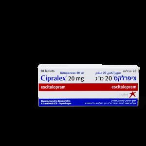 Ципралекс, Cipralex