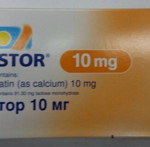 крестор розувастатин 10 мг