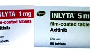 Инлита 1MB, Inlyta, акситиниб