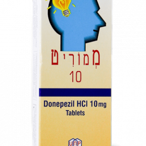 Меморит, Memorit, Донепезил, 10 мг
