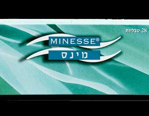 Минесс, Miness, Этинилэстрадиол, таблетки 3х28