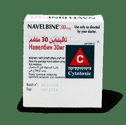 Навельбин, Navelbine, Винорелбин, 30 мг