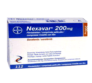 Нексавар, Nexavar, Сорафениб