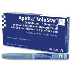 Apidra Solostar