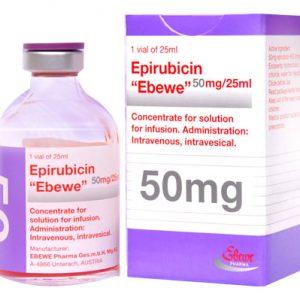 Эпирубицин Эбеве